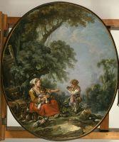 Пасторальная трапеза (1769) (65 ? 55) (Музей искусства Уолтерса)