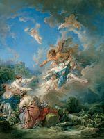 Борей похищает Орейфию (1769) (США, Форт Уорт, Музей Кимбелл)