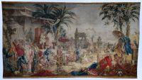 Китайский рынок (гобелен) (1767-1769) (325 x 580) (Амстердам, Гос. музей)