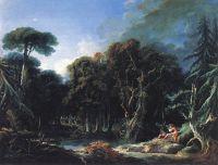Лес (1740) (131 x 163) (Париж, Лувр)