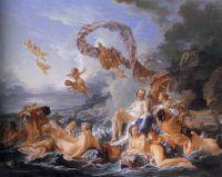 Рождение и триумф Венеры (1740) (130 х 162) (Стокгольм, Нац. музей)