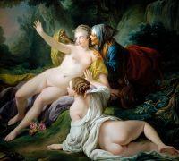 Вертумн и Помона (1740)