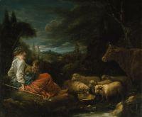 Пастораль (ок.1730) (63.5 ? 71.1) (Балтимор, Музей искусства Уолтерса)