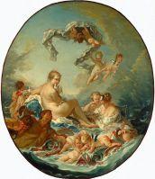 Триумф Венеры (после 1743) (103 x 87) (С-Петербург, Эрмитаж)