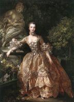 Портрет маркизы де Помпадур (1759) (91 ? 68) (Лондон, Собрание Уоллес)