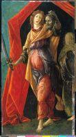 Юдифь (1497-1500) (36 x 20) (Амстердам, Гос.музей)