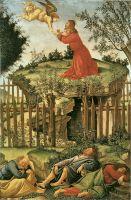 Моление о Чаше (ок.1500) (53 х 35) (Гранада, Музей де ла Капелла Реал)