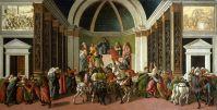 История Вирджинии (1496-1504) (85 х 165) (Бергамо, Академия Каррара)