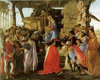 Поклонение волхвов (ок.1475) (111 х 134) (Флоренция, Уффици)