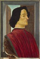 Портрет Джулиано Медичи (1476-1477) (76 х 53) (Вашингтон, Национ. галлерея)
