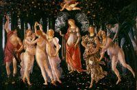 Весна (ок.1483) (314 x 203) (Флоренция, Уффици)