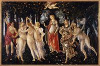 Весна(ок.1483) (314 x 203) (Флоренция, Уффици)
