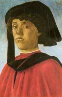 Портрет юноши (ок.1469) (51 x 33,7 см) (Флоренция, Палаццо Питти, галерея Палатина)
