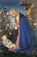 Поклонение младенцу Христу (ок.1490) (122 x 80.5) (Эдинбург, Нац.галерея Шотландии)