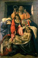 Оплакивание (ок.1495) (71 x 107) (Милан, муз.Полди Пеццоли)