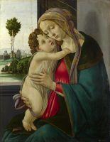 Мадонна с Младенцем (возможно 1475-1500) (Лондон, Нац.галерея)