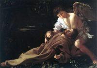 Блаженство святого Франциска, 1595