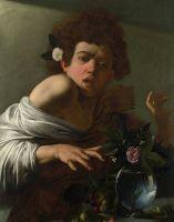Вакх, укушенный ящерицей, 1594