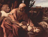 Жертвоприношение Авраама, 1596