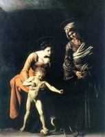 Мадонна со змеей, 1606