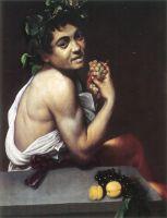 Маленький больной Вакх 1593
