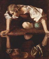 Нарцисс у ручья, 1596