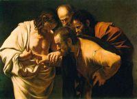 Неверие св. Фомы, 1601