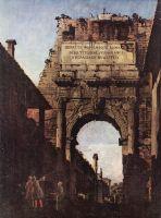 Арка Тита в Риме (1742-1744)