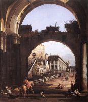 Каприччио Капитолия (1743-1744)