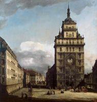 Крестообразная церковь в Дрездене (1750-е)