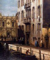 Школа Святого Марко, Деталь (1738-1740)