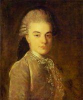 Портрет А.М. Римского-Корсакова. Конец 1760-х