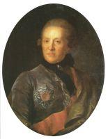 Портрет А.П. Сумарокова. Около 1777