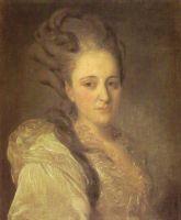 Портрет В.А. Обресковой. 1777
