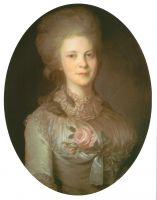 Портрет В.Н. Суровцевой. Вторая половина 1780-х