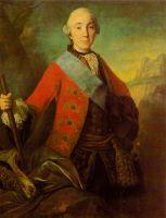 Портрет великого князя Петра Федоровича. 1758