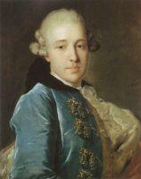 Портрет князя Д.М. Голицына. 1760-е