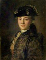 Портрет неизвестного в треуголке. Начало 1770-х (2)