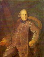 Портрет П.И. Вырубова. Около 1768