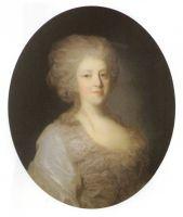 Портрет П.Н. Ланской. Начало 1790-х