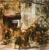 1905 год на заводе (1906)