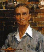 Автопортрет (После 1948)