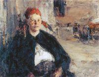 Баба на сундуке (1910-е)