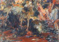 Бойня. Эскиз (1919)