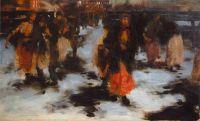 Выход с фабрики (1904)