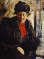 Женский портрет (1907)