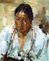 Индеец изТаоса (1927—1933)