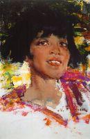Индейская девочка (1927—1933)