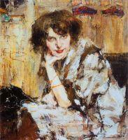 Молодая женщина (1912)