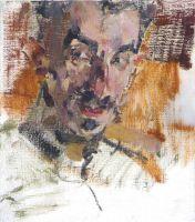 Мужской портрет (А.С.Алексеев) (1910-е)